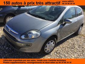 Fiat Grande Punto Gris, garage VOITURE PAS CHERE RHONE ALPES à Saint-Bonnet-de-Mure