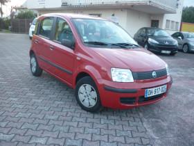Fiat Panda Rouge, garage LOOK AUTOS à Portet-sur-Garonne