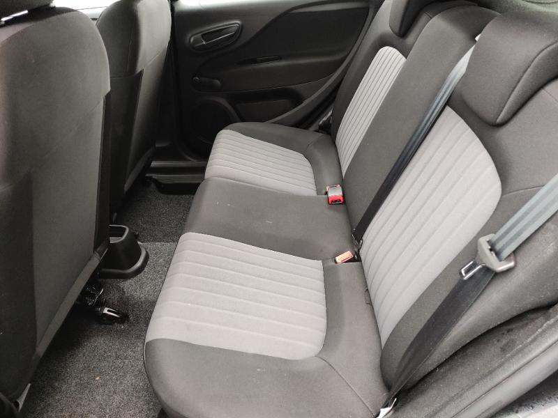 Fiat Punto 1.2 8v 69ch Easy 5p Noir occasion à Corbeil-Essonnes - photo n°16