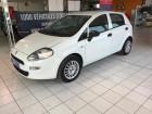 Fiat Punto 1.2 8v 69ch Easy 5p Blanc à Meaux 77