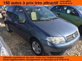 Fiat Punto Bleu, garage VOITURE PAS CHERE RHONE ALPES à Saint-Bonnet-de-Mure