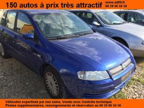 Fiat Stilo Bleu, garage VOITURE PAS CHERE RHONE ALPES à Saint-Bonnet-de-Mure