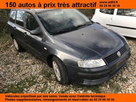 Fiat Stilo Gris, garage VOITURE PAS CHERE RHONE ALPES à Saint-Bonnet-de-Mure
