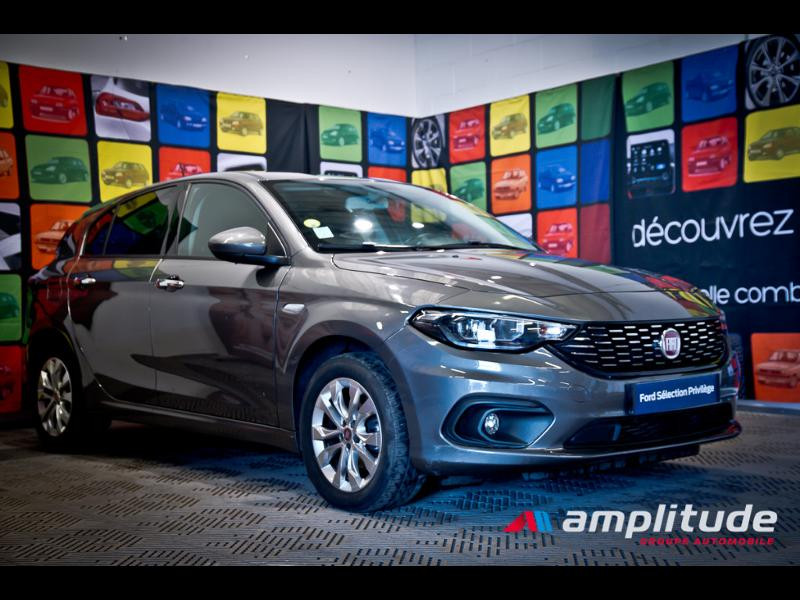 Fiat Tipo 1.6 MultiJet 120ch Easy S/S DCT 5p  occasion à Dijon