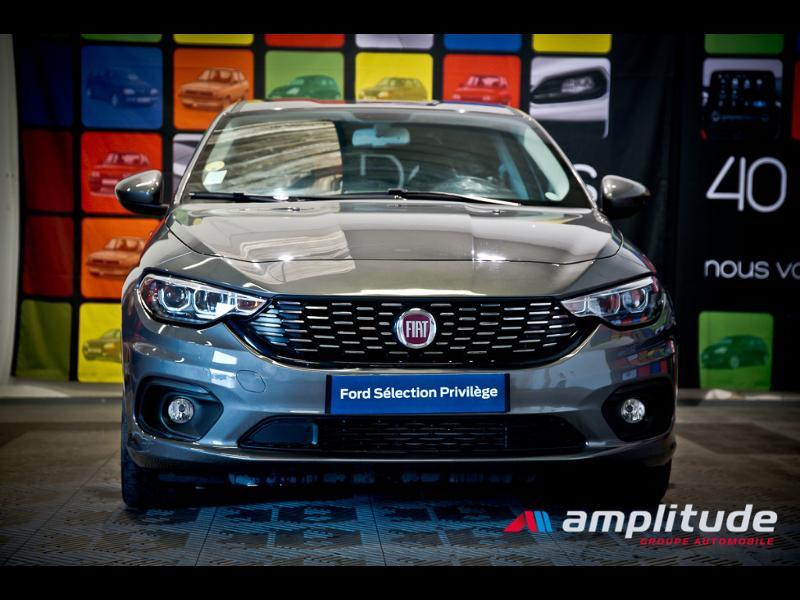 Fiat Tipo 1.6 MultiJet 120ch Easy S/S DCT 5p  occasion à Dijon - photo n°2