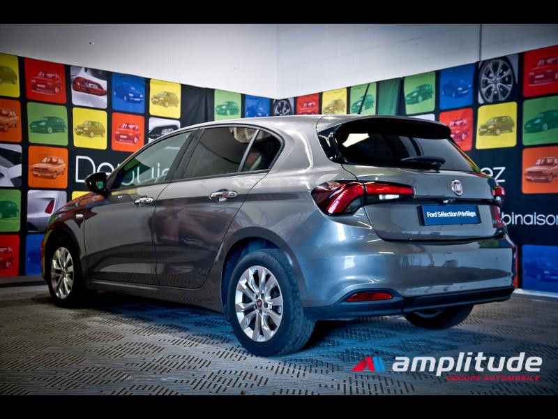 Fiat Tipo 1.6 MultiJet 120ch Easy S/S DCT 5p  occasion à Dijon - photo n°4