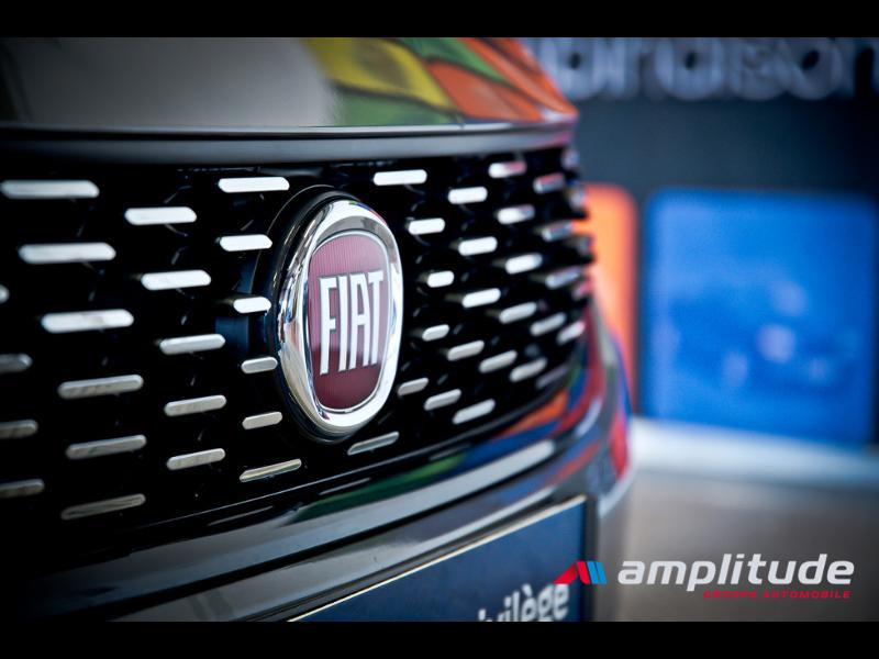 Fiat Tipo 1.6 MultiJet 120ch Easy S/S DCT 5p  occasion à Dijon - photo n°13
