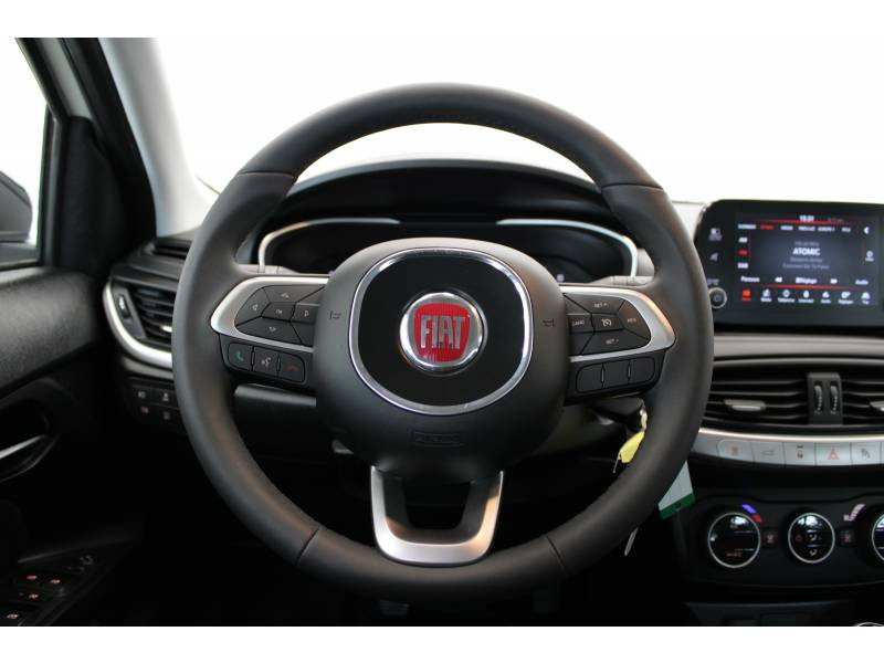 Fiat Tipo MY20 1.4 95 ch S&S Mirror  occasion à TARBES - photo n°5