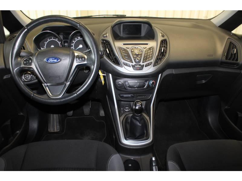 Ford B-Max 1.4 90 Edition Blanc occasion à TARBES - photo n°8
