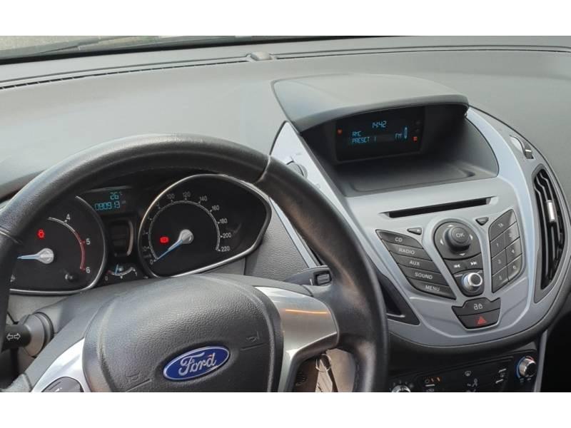 Ford B-Max 1.6 TDCi 95 FAP Trend Blanc occasion à Condom - photo n°6
