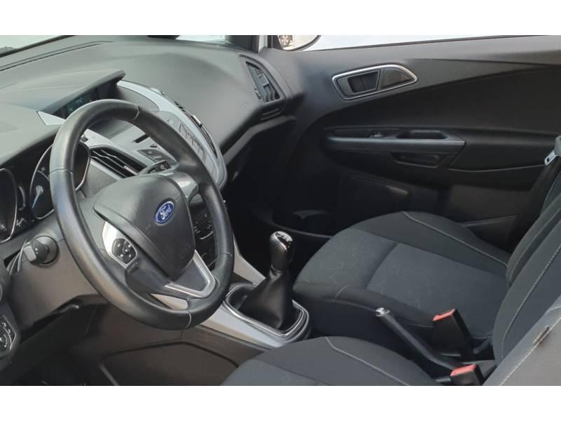 Ford B-Max 1.6 TDCi 95 FAP Trend Blanc occasion à Condom - photo n°4