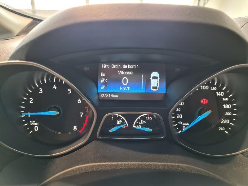 Ford C-Max 1.0 EcoBoost 125 ch BVM6 S&S TITANIUM Gris occasion à Chaumont - photo n°10