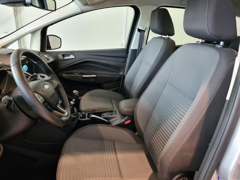 Ford C-Max 1.0 EcoBoost 125 ch BVM6 S&S TITANIUM Gris occasion à Chaumont - photo n°6