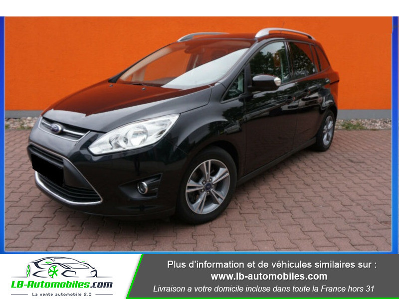 Ford C-Max 1.0 Ecoboost 125 ch Noir occasion à Beaupuy