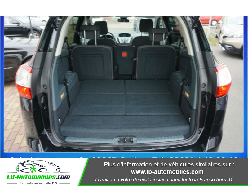Ford C-Max 1.0 Ecoboost 125 ch Noir occasion à Beaupuy - photo n°9