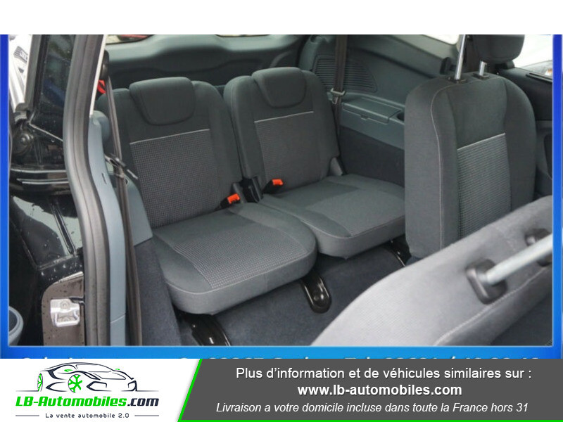 Ford C-Max 1.0 Ecoboost 125 ch Noir occasion à Beaupuy - photo n°8