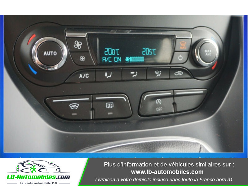 Ford C-Max 1.0 Ecoboost 125 ch Noir occasion à Beaupuy - photo n°11