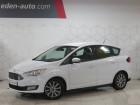 Ford C-Max 1.0 EcoBoost 125 S&S Titanium Blanc à Biarritz 64