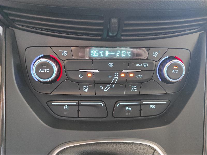 Ford C-Max 1.0 EcoBoost 125ch Stop&Start Titanium Euro6.2 Gris occasion à Chenôve - photo n°17
