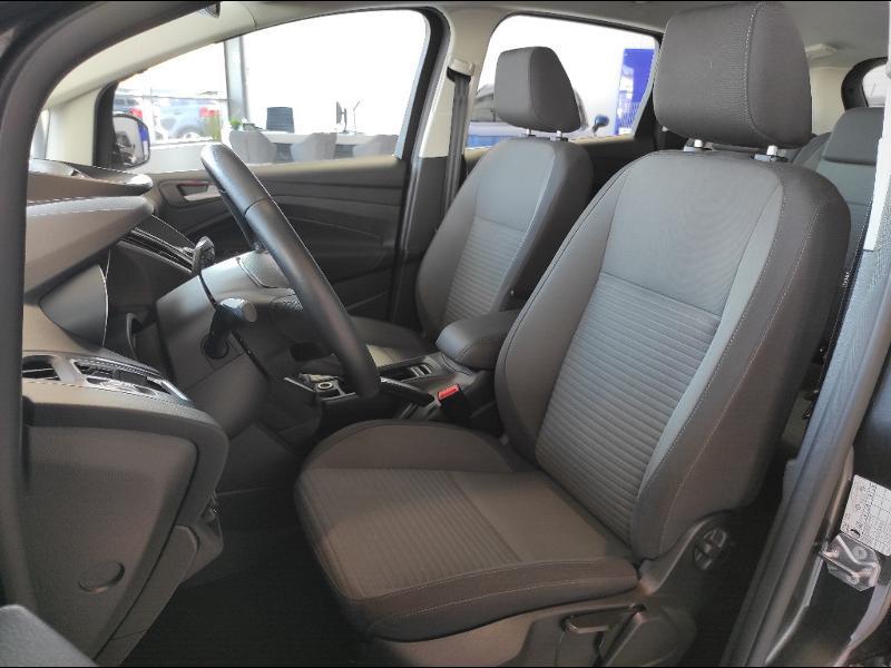 Ford C-Max 1.0 EcoBoost 125ch Stop&Start Titanium Euro6.2 Gris occasion à Chenôve - photo n°15