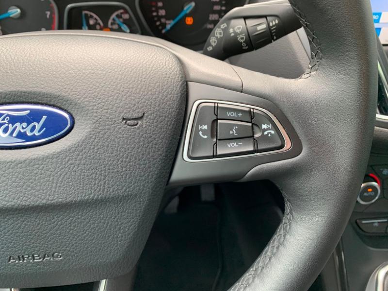 Ford C-Max 1.0 EcoBoost 125ch Stop&Start Titanium Euro6.2 Noir occasion à Saint-Doulchard - photo n°13