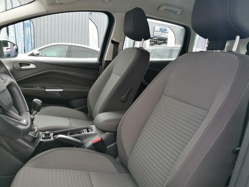 Ford C-Max 1.0 EcoBoost 125ch Stop&Start Titanium Euro6.2 Gris occasion à Fleury-les-Aubrais - photo n°13
