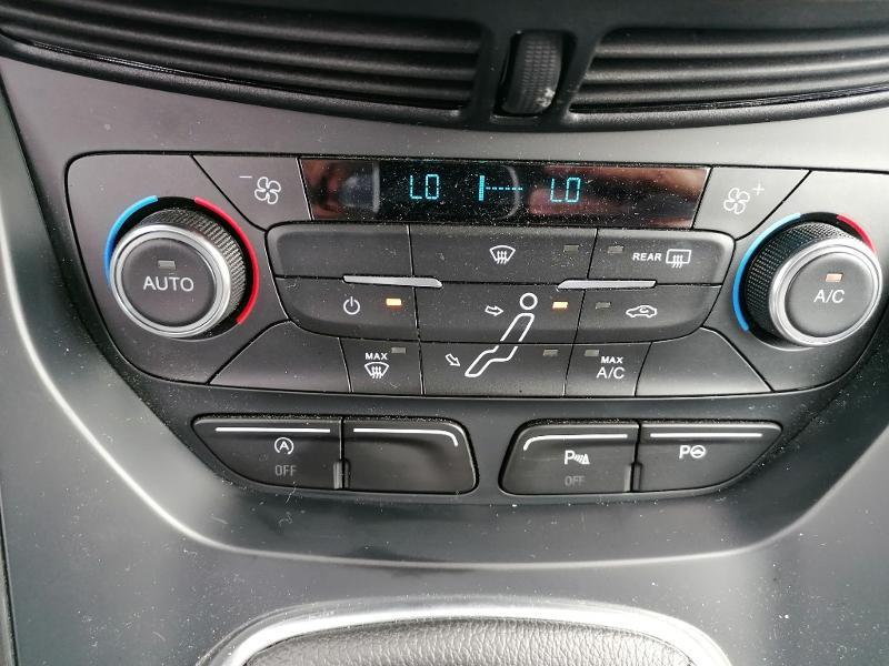 Ford C-Max 1.0 EcoBoost 125ch Stop&Start Titanium Euro6.2 Gris occasion à Fleury-les-Aubrais - photo n°9