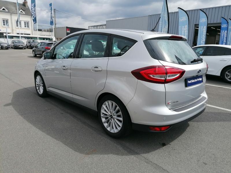 Ford C-Max 1.0 EcoBoost 125ch Stop&Start Titanium Euro6.2 Gris occasion à Fleury-les-Aubrais - photo n°6