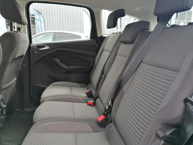 Ford C-Max 1.0 EcoBoost 125ch Stop&Start Titanium Euro6.2 Gris occasion à Fleury-les-Aubrais - photo n°14