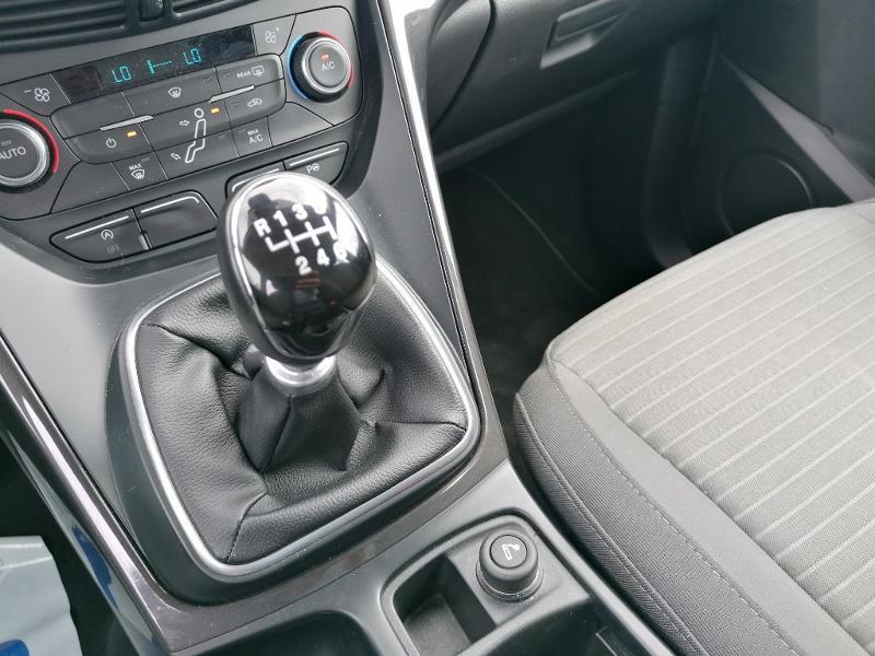 Ford C-Max 1.0 EcoBoost 125ch Stop&Start Titanium Euro6.2 Gris occasion à Fleury-les-Aubrais - photo n°10