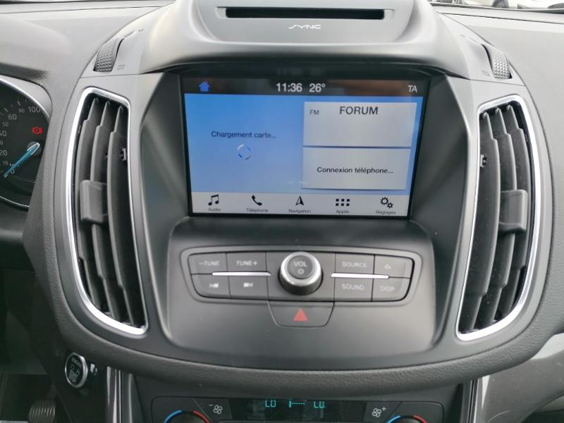 Ford C-Max 1.0 EcoBoost 125ch Stop&Start Titanium Euro6.2 Gris occasion à Fleury-les-Aubrais - photo n°8