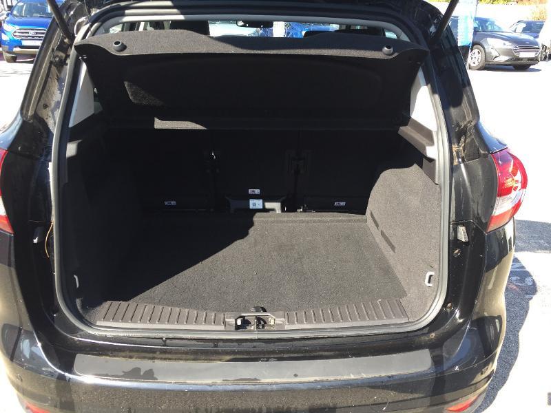 Ford C-Max 1.0 EcoBoost 125ch Stop&Start Titanium Euro6.2 Noir occasion à Beaune - photo n°7