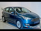 Ford C-Max 1.0 EcoBoost 125ch Stop&Start Titanium Euro6.2 Bleu à Dole 39