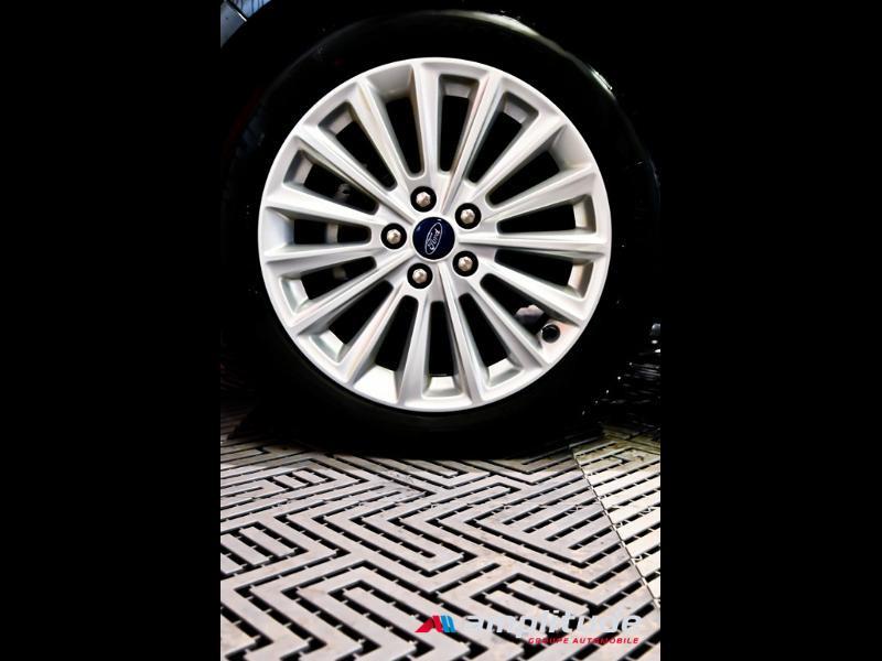Ford C-Max 1.0 EcoBoost 125ch Stop&Start Titanium Euro6.2 Noir occasion à Dole - photo n°12