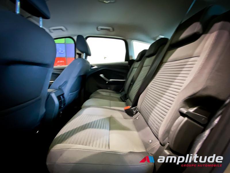 Ford C-Max 1.0 EcoBoost 125ch Stop&Start Titanium Euro6.2 Gris occasion à Dijon - photo n°9