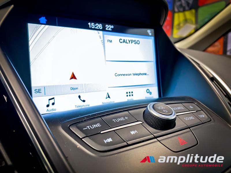 Ford C-Max 1.0 EcoBoost 125ch Stop&Start Titanium Euro6.2 Gris occasion à Dijon - photo n°10