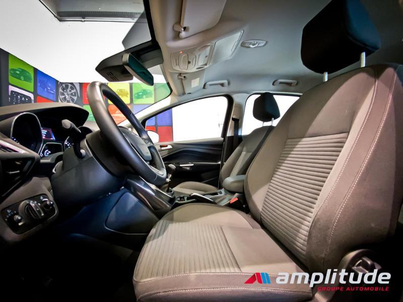 Ford C-Max 1.0 EcoBoost 125ch Stop&Start Titanium Euro6.2 Gris occasion à Dijon - photo n°8