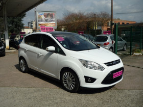 Ford C-Max 1.0 SCTI 125CH ECOBOOST STOP&START TITANIUM Blanc occasion à Toulouse - photo n°3