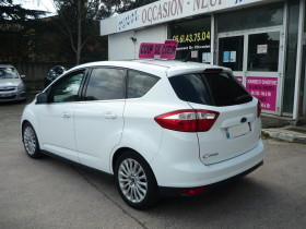 Ford C-Max 1.0 SCTI 125CH ECOBOOST STOP&START TITANIUM Blanc occasion à Toulouse - photo n°5
