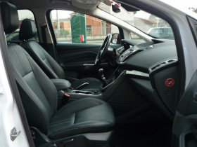 Ford C-Max 1.0 SCTI 125CH ECOBOOST STOP&START TITANIUM Blanc occasion à Toulouse - photo n°8