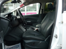 Ford C-Max 1.0 SCTI 125CH ECOBOOST STOP&START TITANIUM Blanc occasion à Toulouse - photo n°7