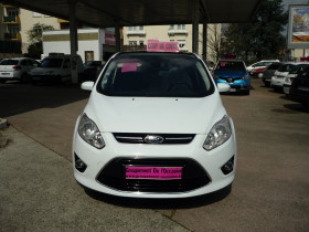 Ford C-Max 1.0 SCTI 125CH ECOBOOST STOP&START TITANIUM Blanc occasion à Toulouse - photo n°2