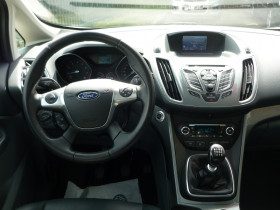 Ford C-Max 1.0 SCTI 125CH ECOBOOST STOP&START TITANIUM Blanc occasion à Toulouse - photo n°6