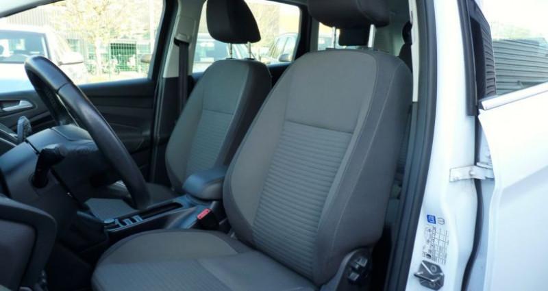 Ford C-Max 1.5 TDCi 120 Titanium Powershift BVA Blanc occasion à SAINT MAXIMUM - photo n°7