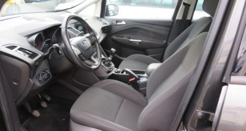 Ford C-Max 1.5 TDCI 120CH STOP&START BUSINESS NAV Gris occasion à Juvisy sur Orge - photo n°4
