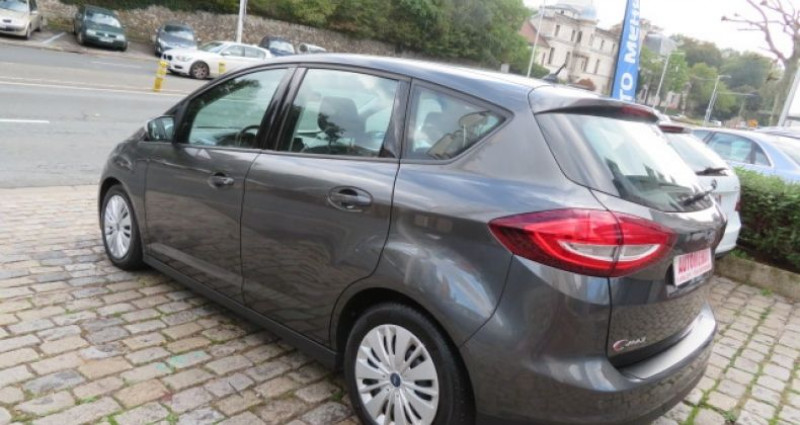 Ford C-Max 1.5 TDCI 120CH STOP&START BUSINESS NAV Gris occasion à Juvisy sur Orge - photo n°7