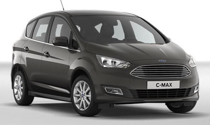 Ford C-Max 1.5 TDCi 120ch Stop&Start Titanium Euro6.2 Gris occasion à TOULON