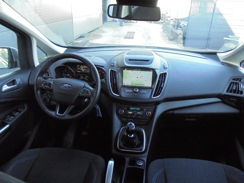 Ford C-Max 1.5 TDCi 95ch Stop&Start Trend Business Euro6.2 Gris occasion à Corbeil-Essonnes - photo n°9