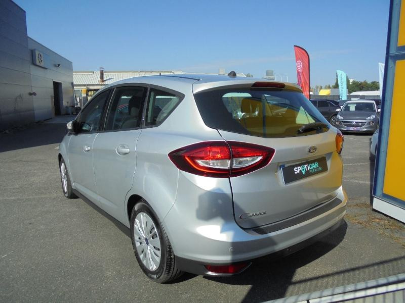 Ford C-Max 1.5 TDCi 95ch Stop&Start Trend Business Euro6.2 Gris occasion à Corbeil-Essonnes - photo n°5