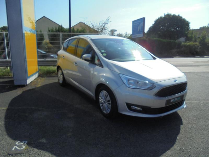 Ford C-Max 1.5 TDCi 95ch Stop&Start Trend Business Euro6.2 Gris occasion à Corbeil-Essonnes